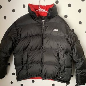 🔥30%OFF🔥REVERSIBLE FIRST DOWN PUFFER COAT